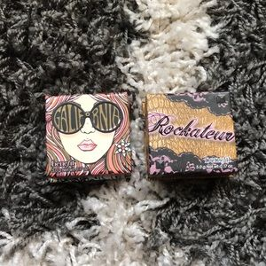 BRAND NEW benefit rockateur & galifornia